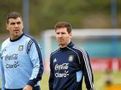 """Messi: """"Faus sabe nada fútbol"""""""