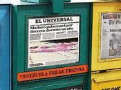 Venezuela, diario Universal denunciado