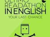 Comienza último Readathon English (your last chance)