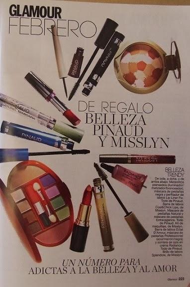 La revistas de Enero de 2014