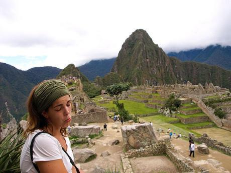 Machu Picchu pero no más Huayna Picchu
