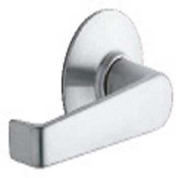 Schlage Lock F10csvela626 Satin Chrome Elan Privacy Lockset - Quantity 4 Passage Lockset, Chrome