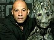 James Gunn confirma Diesel como Groot Guardianes Galaxia foto