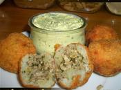 Patatas Rellenas (Patatas Bomba)