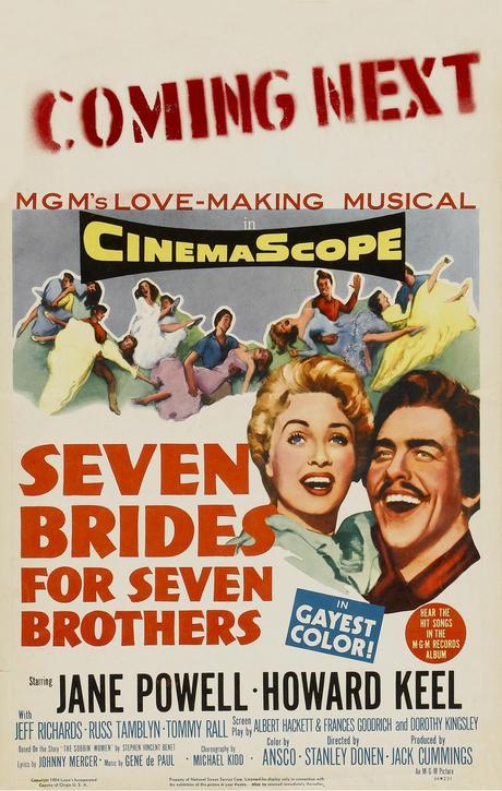 Семь невест для семи братьев смотреть онлайн 10 фотография