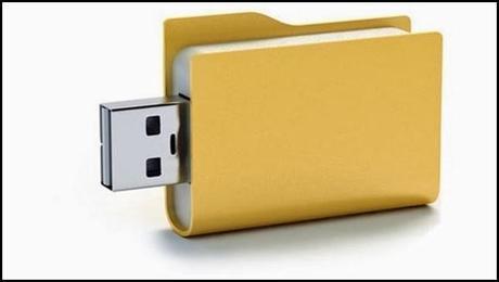 Carpeta USB
