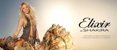 Perfume Elixir Shakira !!!