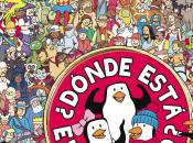 pluma querubín: ¿Dónde está pingüino?