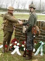1914. Cuando la Navidad paró una Guerra Mundial
