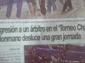 #BALONMANO MELILLA: ¿Árbitro agredido agresor?