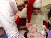 Anfp entrega regalos navidad hospital luis calvo mackenna