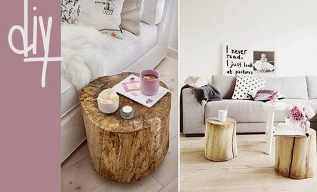 DIY mesa de centro o coffee table