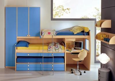 Habitaciones compartidas paperblog - Habitaciones para tres ...