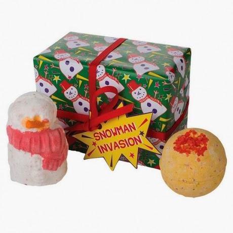Estas navidades regala lush paperblog for Bombas de bano de lush
