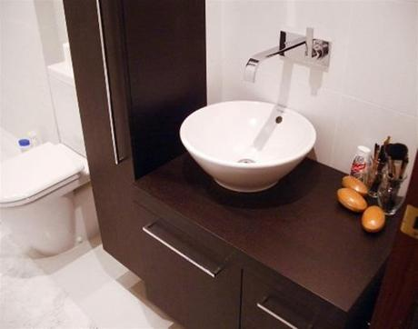 Ba os para departamentos peque os paperblog - Immagini di bagni moderni piccoli ...