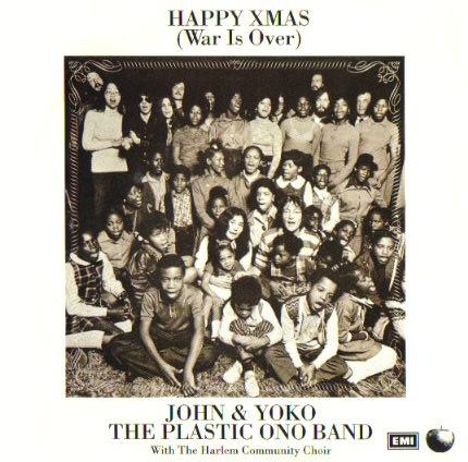 Solo una Canción: Happy Xmas (War is Over) - Yoko Ono y John Lennon