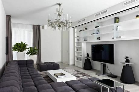 Contemporary style all over the World - Moscow