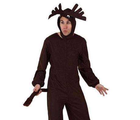 Disfraz de Reno de Navidad - Disfraces Jarana - Ideas para cotillón de fin de año