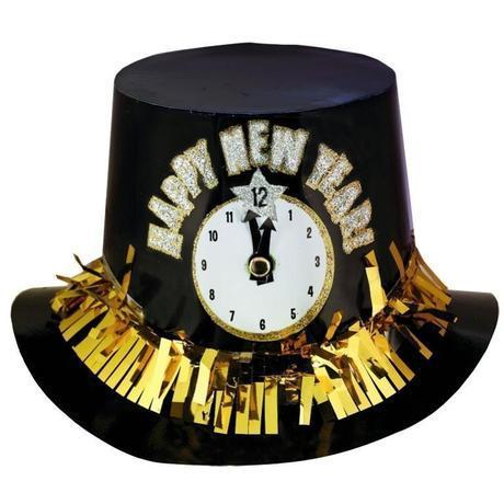 Chistera para campanadas y cotillón de fin de año, en Los Caprichos de Goya, Madrid