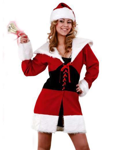 Disfraz de Mama Noel - Disfraces Jarana - Ideas para cotillón de fin de año