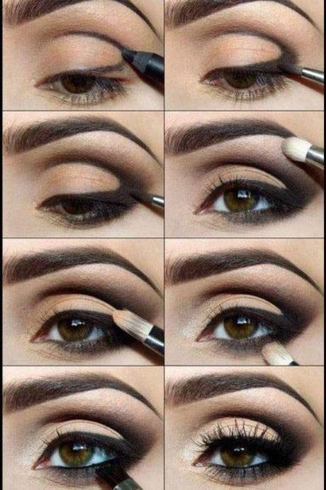 Maneras de maquillarse maquillaje de noche - Maneras de maquillarse ...