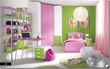 10 lindos cuartos para adolescentes mujeres paperblog for Cuanto es un cuarto de hora