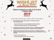 Wishlist fnac 2014