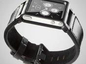 Lunatik Chicago Permanent Wrist Watch Conversion iPod Nano (Black)