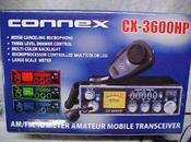 Connex 3600 Meter Amateur Radio