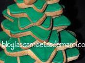 árbol Navidad galletas