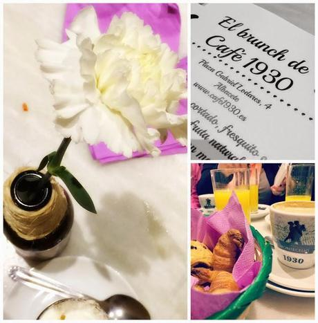 Brunch e Instawalk navideño en Café 1930 con Instagramers Albacete
