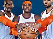 York Knicks, mitad manzana podrida