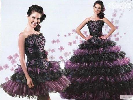 Fotos De Vestidos De 15 Años Desmontable Paperblog