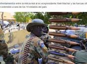 Cientos muertos miles desplazados causa violencia sudán