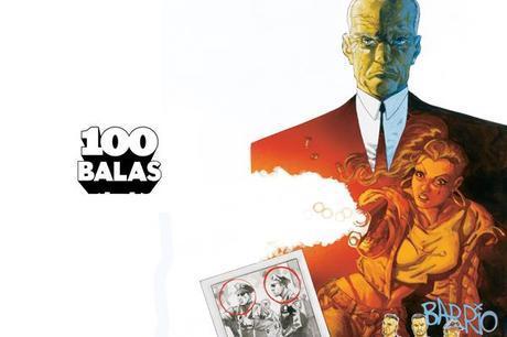 '100 balas', cuando el cómic se convierte en cine negro