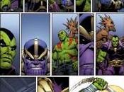 Thanos: Infinity Revelation está ambientada continuidad Marvel