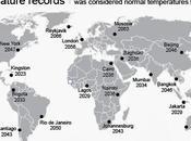 CALENTAMIENTO GLOBAL ESTUDIO temperaturas altas alcanzaran desde 2020
