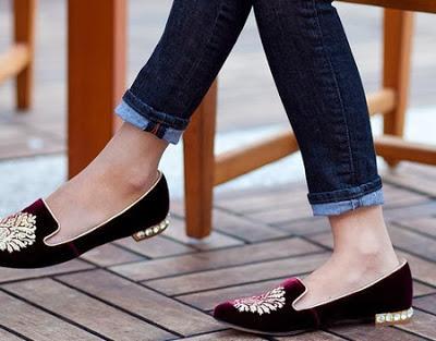 10eac53293a Zapatos planos, vienen pisando fuerte?!.- - Paperblog