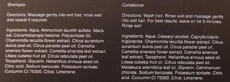 El Champú y el Acondicionador de Pomelo y Naranja de FAITH IN NATURE – los aliados perfectos para mi pelo graso
