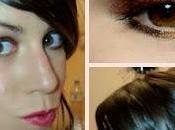 Look Molten Peinado Maquillaje