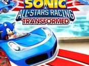 Sonic All-Stars Racing Transformed disponible para Android