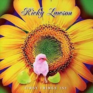 El disco del baterista Ricky Lawson First Things 1st