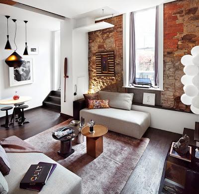 Apartamento Rustico y Moderno en Toronto - Paperblog
