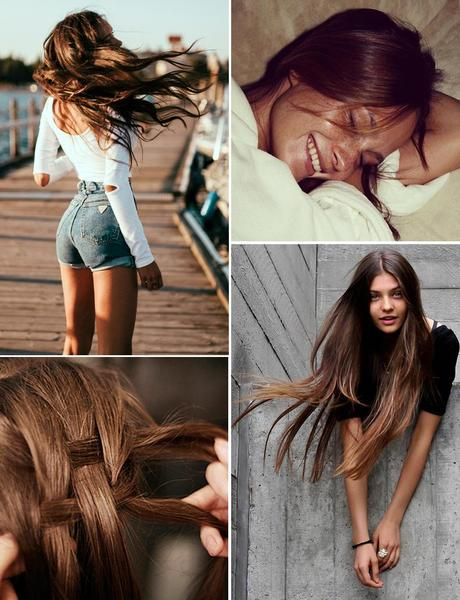 Как быстро отрастить волосы за 5 дней