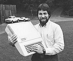 Actualidad Informática. Wozniak echa por tierra mitos sobre Apple. Rafael Barzanallana. UMU