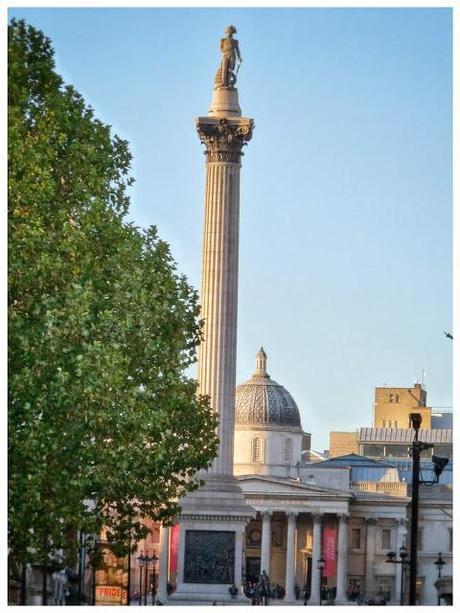 Día 2. Descubriendo distrito Westminster, viendo atardecer desde London Eye y compras en Soho