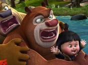"""China también produce cine animación """"Boonie Bears"""""""