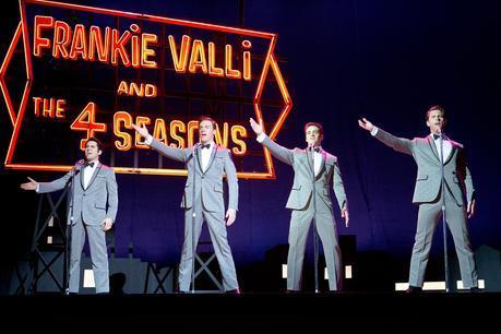 Primera imagen oficial de 'Jersey Boys', lo nuevo de Clint Eastwood