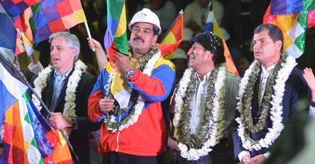 El guión #Venezuela