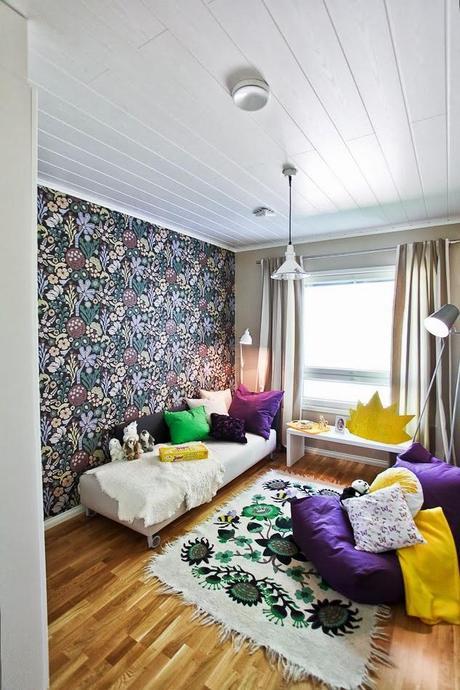 Ideas e inspiraci n de papel pintado para toda la casa - La casa del papel pintado ...